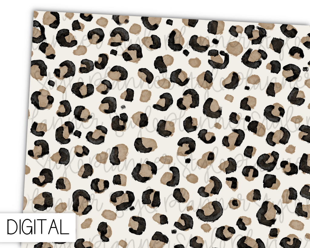 DIGITAL Leopard Paper