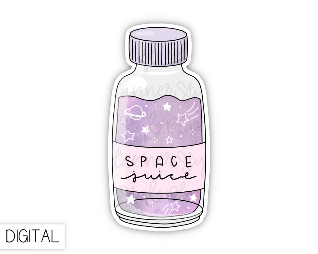 DIGITAL Space Juice