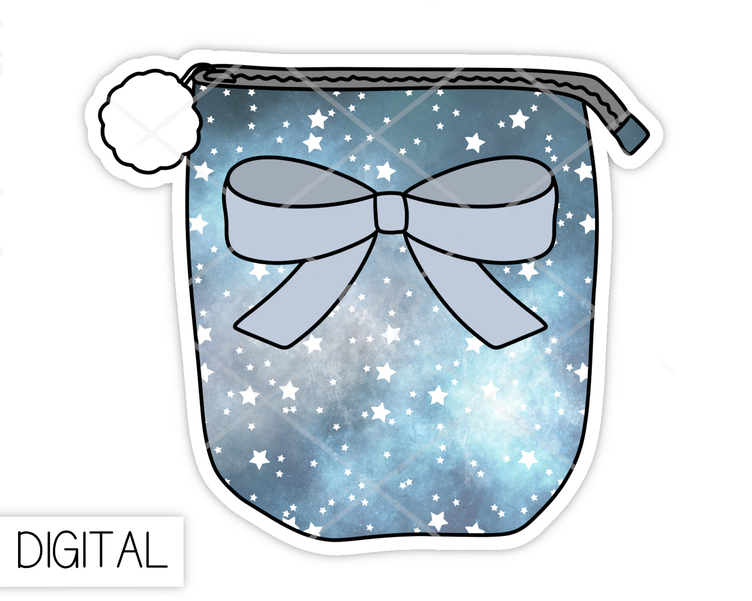 Space Pouch DIGITAL