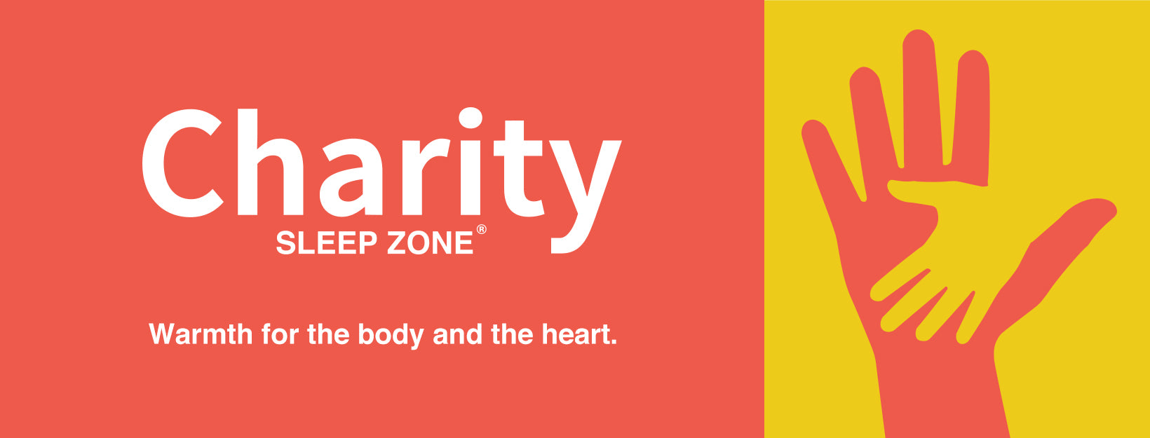 Sleep Zone® Charity