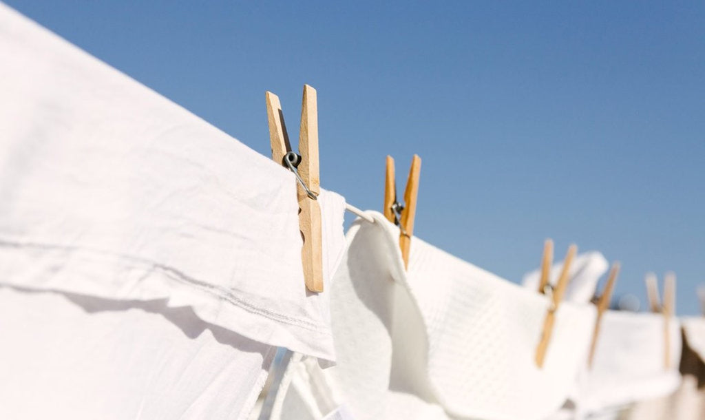 Sleep Zone blog for how to make your yellowed sheets white again