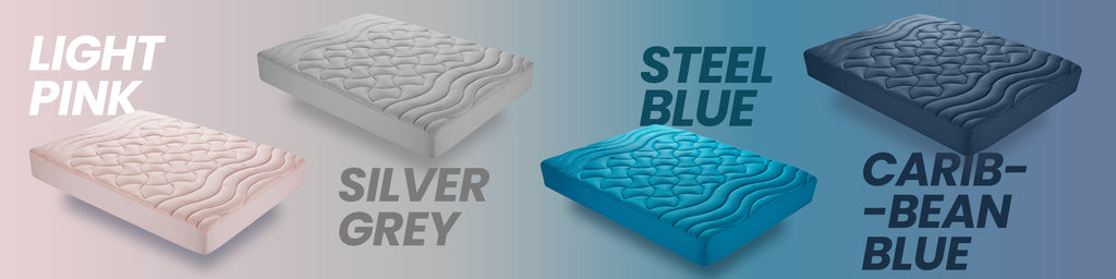 """Sleep Zone, Blog, How to choose the most comfortable Mattress pad for 2021 summer ( Guide for choosing mattress pad, what is the mattress pad and how does it work) Replacing your mattress can be very expensive ( or not cheap) , so a mattress pad or mattress topper may be a great way to revitalize or change the style of your bed instead. In this article, we provide a list of the key factors which can help inform your decision making.  What is a Mattress Pad?  A pad includes any skinny layer that adds extra preservation, support, or comfort to your bed—in alternative words, a broad range of merchandise.  Usually, mattress pads sit on high of the pad and to a lower place any topper, protector, or sheets. Most have a thick cloth lining that contains their """"padding"""" material. Since everybody prefers a distinct feel or """"plushness"""" to their sleep, mattress pads are available several shapes and sizes. Our Sleep Zone Mattress Pad provide 6 sizes for you and your family to choose, there must be one pattern ideal for you: Twin: 39*75 ( for one person) Twin XL: 39*80 ( for one person) Full: 54*75 ( for one person plus some books) Queen: 60*80 ( for one person and a pet) King: 78*80 ( for two person) Cal King: 72*84 ( for two person and a pet) What Does a Mattress Pad Do? A mattress pad is thinner, usually providing less physical support and more overall mattress protection. A topper or cushion is thicker, adding extra comfort and bed height. Depending on material and structure, they can offer benefits like: Increased mattress life:  Anti-allergen and antibacterial protection  Extra support and luxury Temperature regulation Breathability or air flow  At Sleep Zone, we've combined the best of both worlds. Our Athletic-Grade Mattress Pad provides plush support, breathability, and mattress protection. We have made the mattress cover innovative in support:    How to Choose a Mattress Pad To narrow down your decisions, contemplate your prime priorities as a sleeper and bed owner. Do """