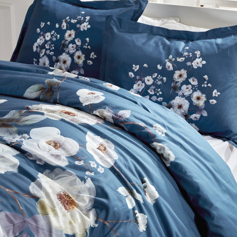Cottonnest® Digital Printed Classic Peony Duvet Cover Sets
