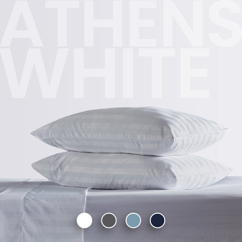 Sleep Zone® Cooling Striped Sheet Sets