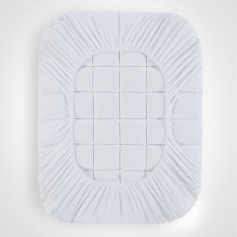 Sleep Zone® Luxury Extreme Thick Cotton Mattress Pad