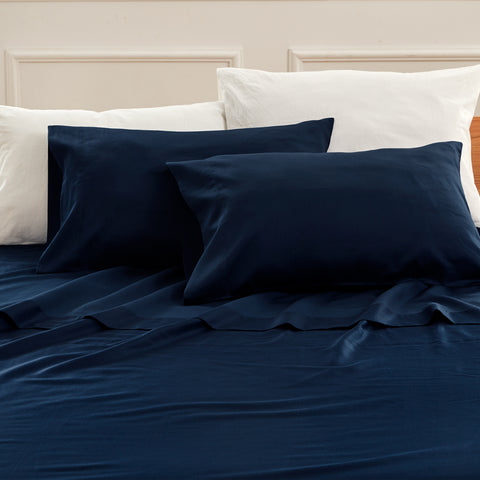 Cottonnest® Percale Cotton Premium Bed Sheet Sets