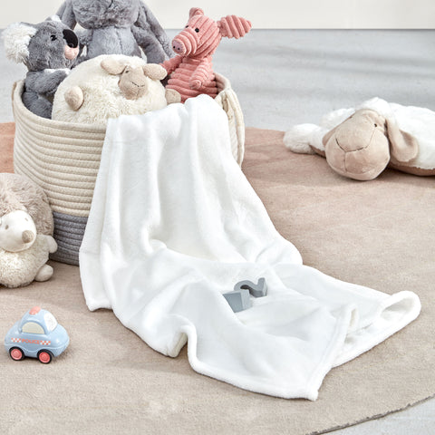 Sleep Zone® Blankitty Flannel Fleece Blanket