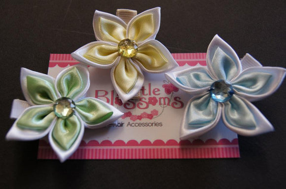 LB Hair Clip #1 (various colours)