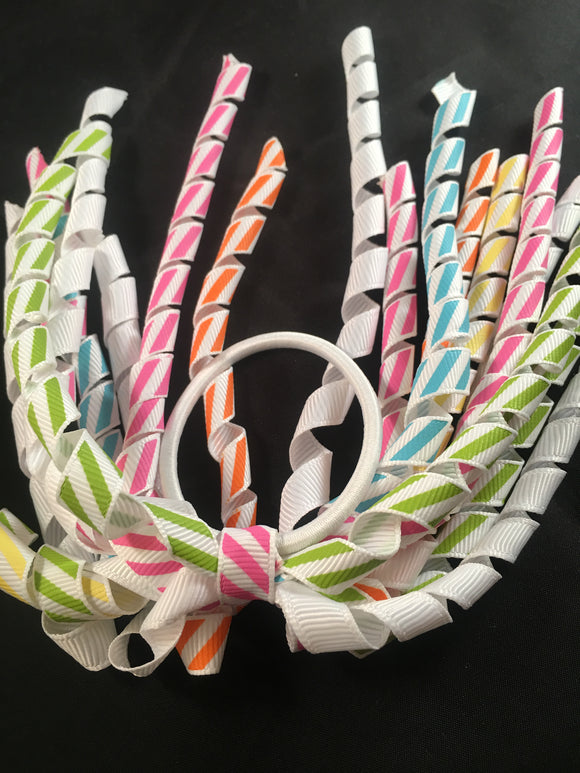 Long Korker Hair Tie #15