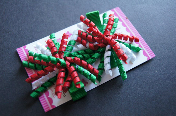 Christmas Mini Korker Clips
