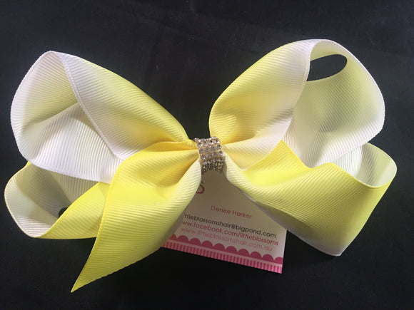 "5.5"" Ombré Bows (various colours)"