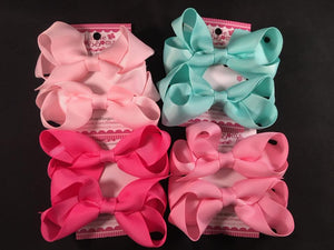Bows #2 (set of 2)