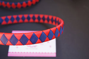 Woven School Headbands