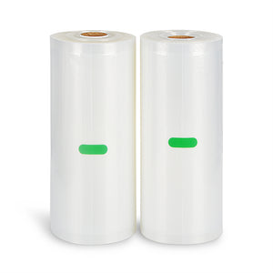 "Loft97 2 Pack Vacuum Food Sealer Rolls, 8"" x 50'"