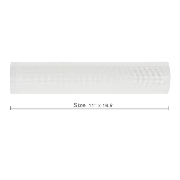 "Loft97 2 Pack Vacuum Food Sealer Rolls, 11"" x 16'"