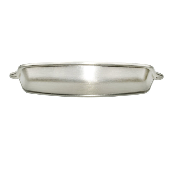 "Loft97 Nicholas Cabinet Pull, 5"" Center to Center, Brushed Nickel"
