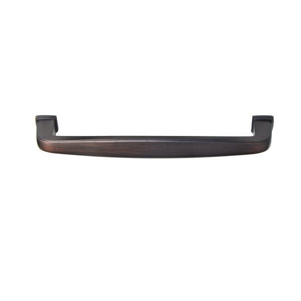 "Loft97 Danbury Cabinet Pull, 5.1"" Center to Center, Oil Rubbed Bronze"