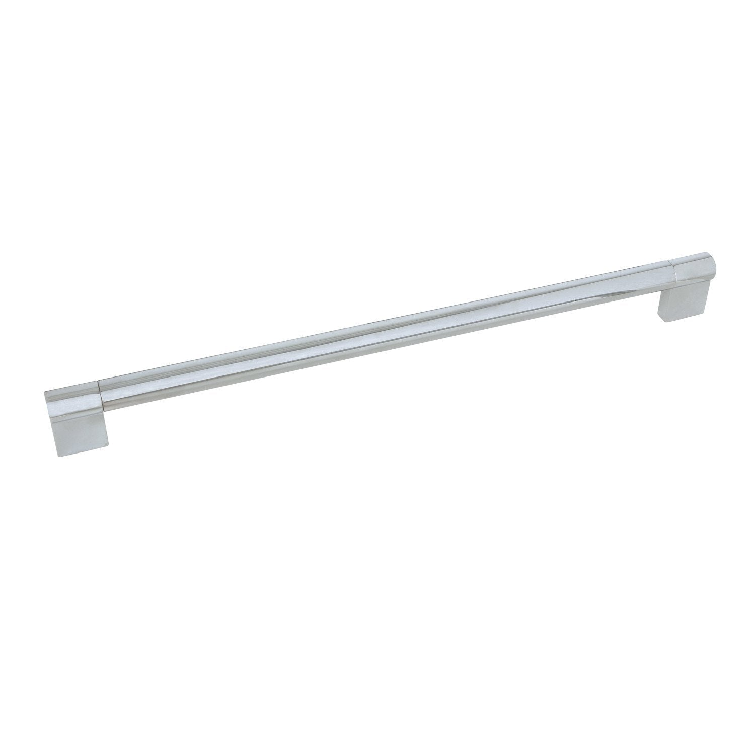 "Loft97 Viva Cabinet Pull, 12.5"" Center to Center, Polished Chrome"
