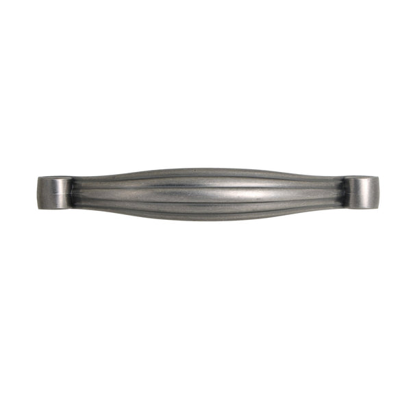 "Loft97 Whitton Cabinet Pull, 3.8"" Center to Center, Pewter"