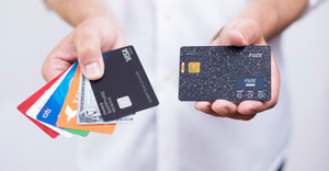 Smart Card: Your Whole Wallet in One Card