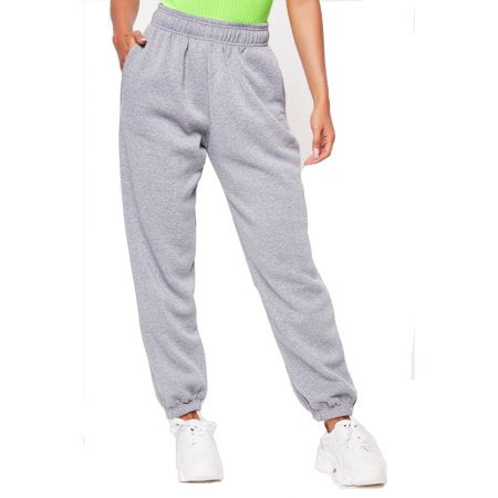 Jogger Gris Mujer