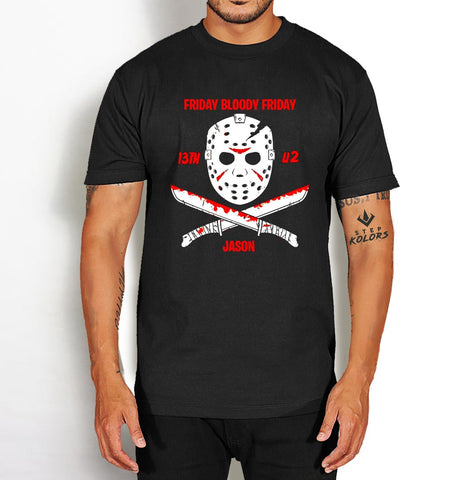 Polera Jason Friday 13