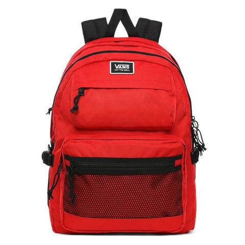 Mochila Vans® STASHER - red