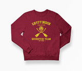 Polerón Harry Potter Gryffindor Quidditch