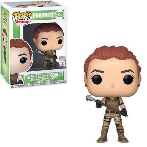 Funko POP! Fortnite Tower Recon Specialist