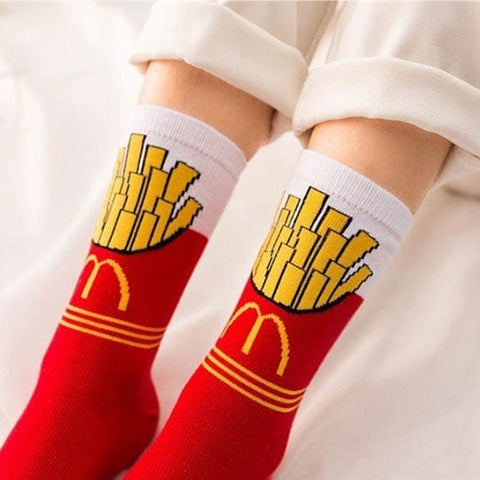 Calcetines Mc Papas Fritas🍟