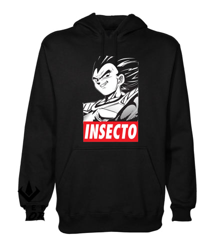 Polerón Insecto Vegeta Canguro Dragon Ball