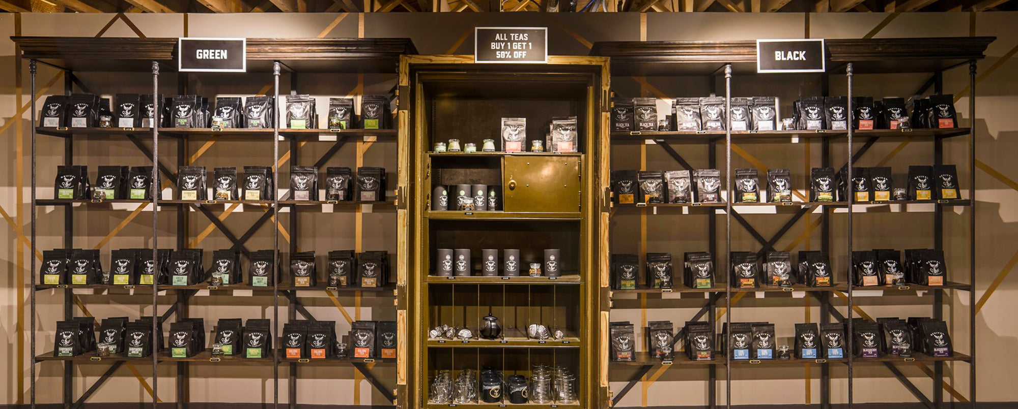 Between Two Tubes: Q & A with Drew Henry, Founder of Revival Tea Company