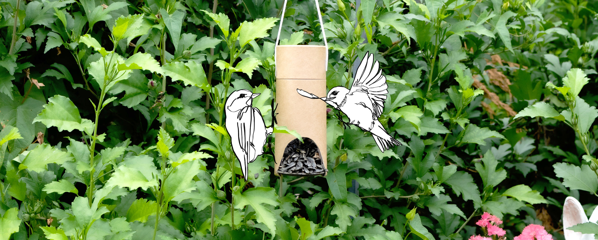 Paper Birdfeeder Workshop