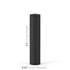 Child-Resistant Pre-Roll Single Tube (1PC) - Black