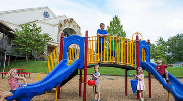 Here's Why Your Worship Center Needs a Playground