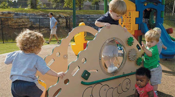 The Best Early Learning Play Equipment for Your Daycare