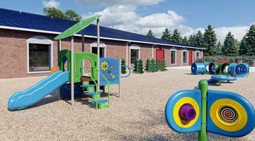 Best Types of Playgrounds for Daycares & Early Childhood Centers