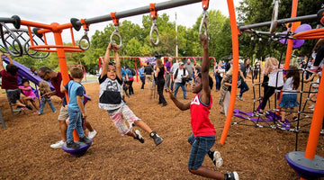 Commercial Playground Equipment that Kids Love