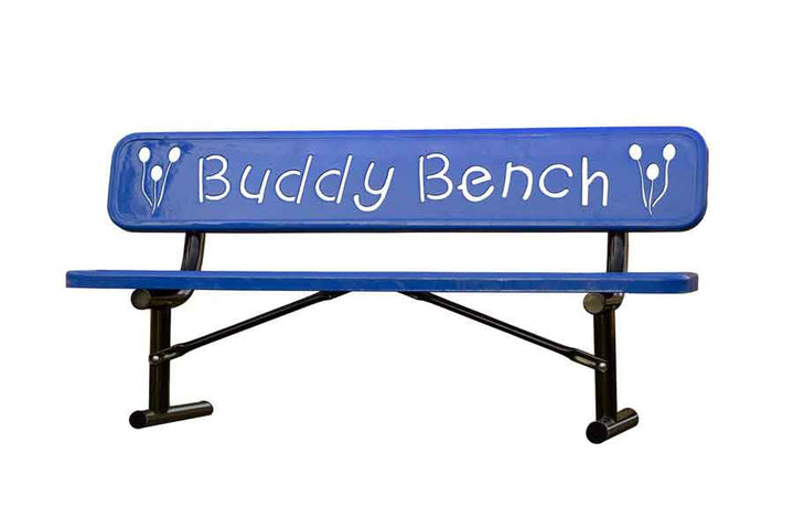 Buddy Bench - Playground Experts