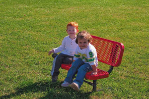 Preschool Bench - Playground Experts