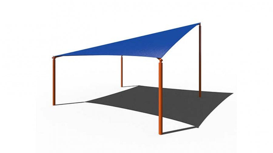 Kite Hip Sail Shade - Playground Experts