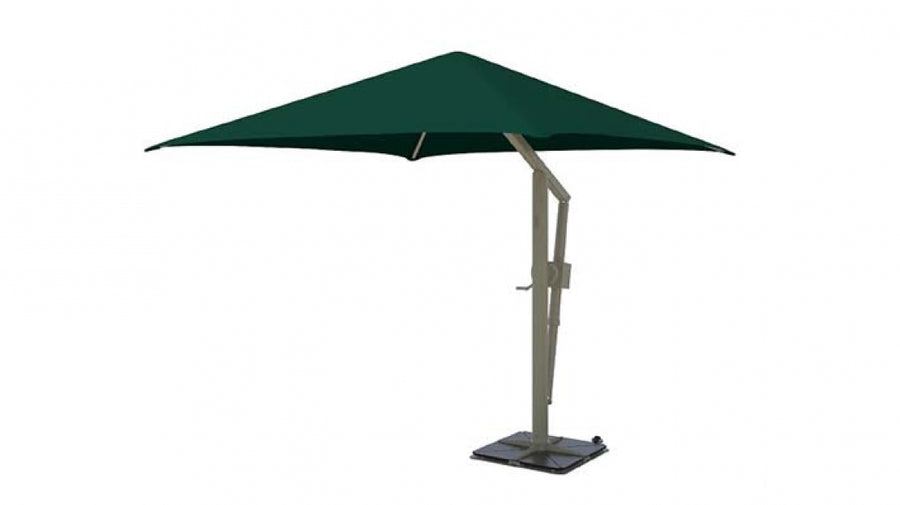 10' Portable Commercial Cantilever Umbrella - Playground Experts
