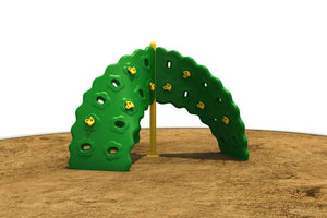 Pinwheel Climber - Playground Experts