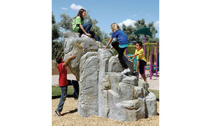 Granite Boulder - Medium - Playground Experts