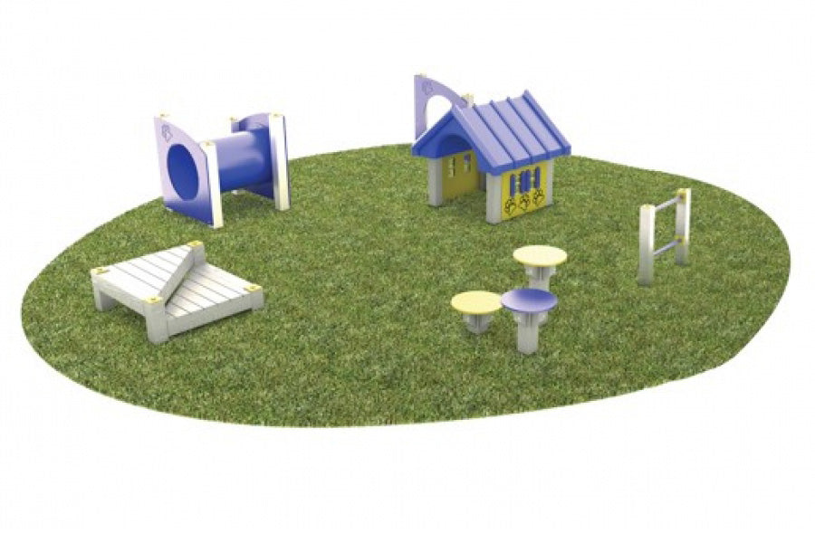 Dog's Best Friend - Playground Experts