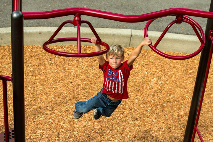 Wood Mulch / Wood Fiber (EWF) - Playground Safety Surfacing