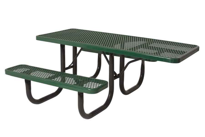 Super Strong Accessible Picnic Table - Playground Experts