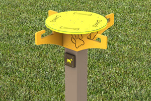 Dog Leash Station - Playground Experts