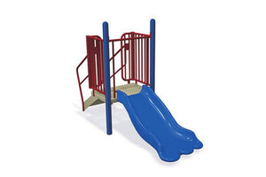 Little Foot Slide - Playground Experts