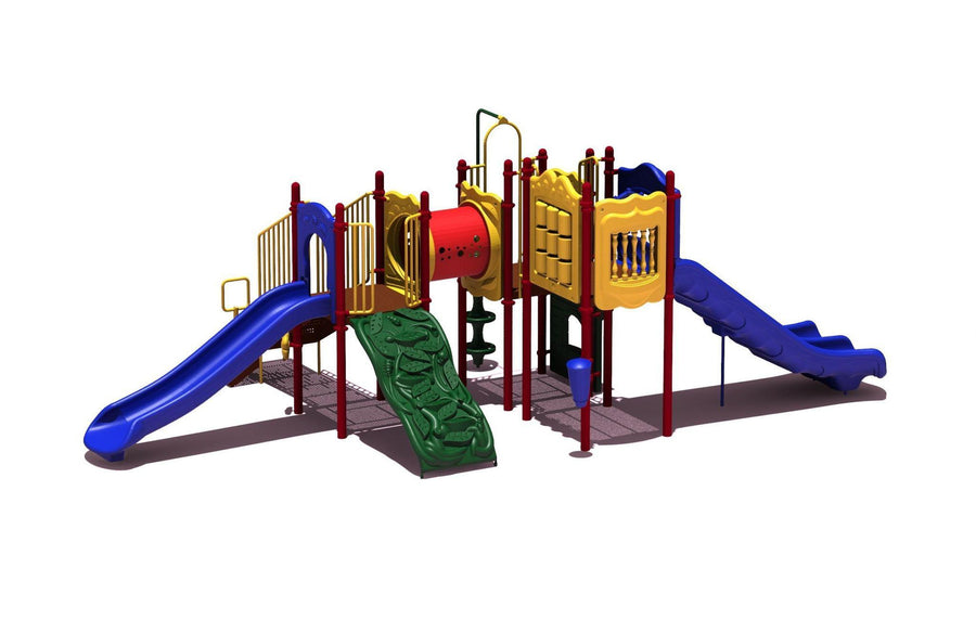 Mike's Mountain - Playground Experts